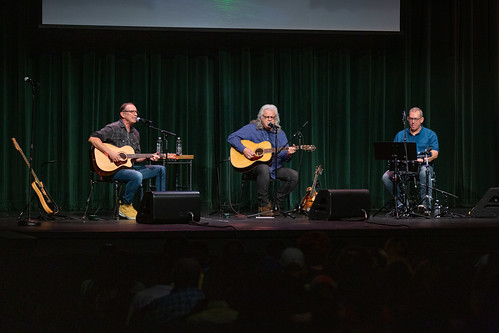 Ricky Skaggs Convocation