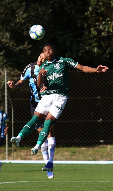 Grêmio x Palmeiras - Brasileirão Sub-20