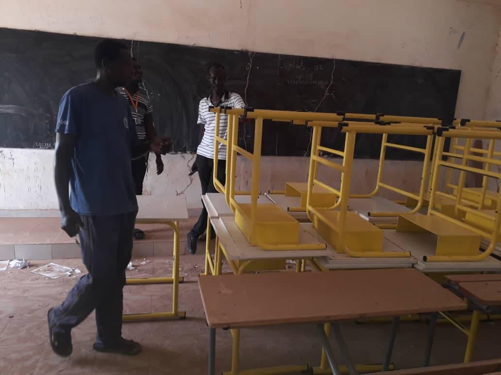 Groupe MDI Technologies mécène au Fouta, Don de Materiel Santé et Scolaire à Matam, Ogo, Thiancone, Fouta, Sénégal (15)