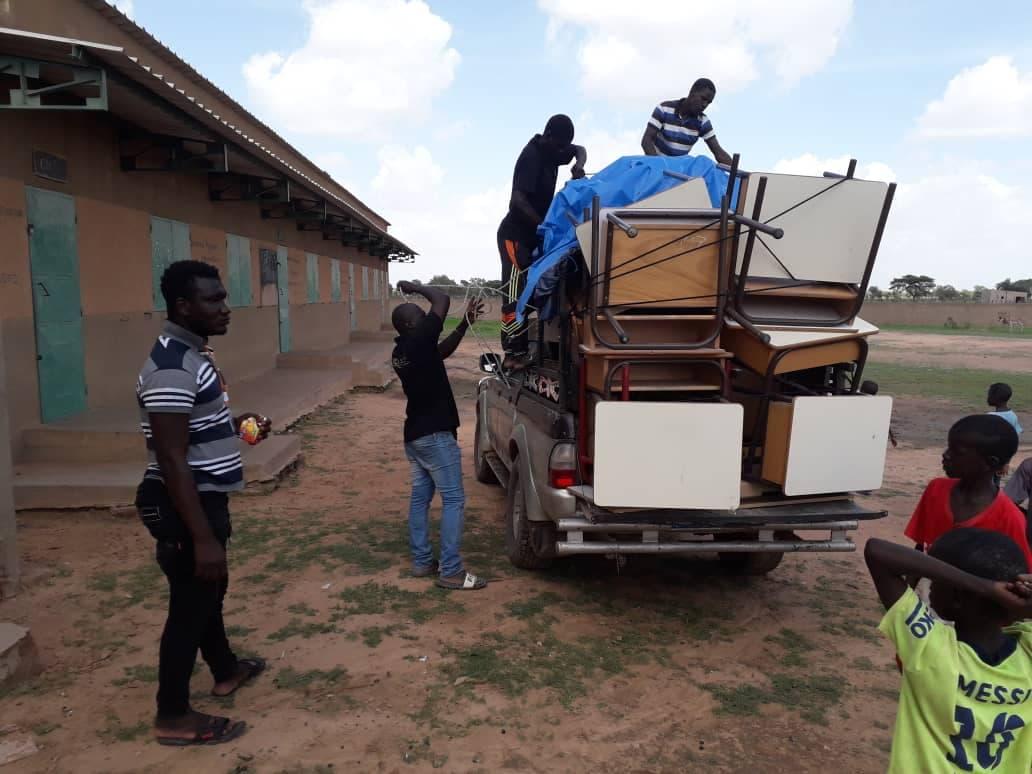 Groupe MDI Technologies mécène au Fouta, Don de Materiel Santé et Scolaire à Matam, Ogo, Thiancone, Fouta, Sénégal (3)
