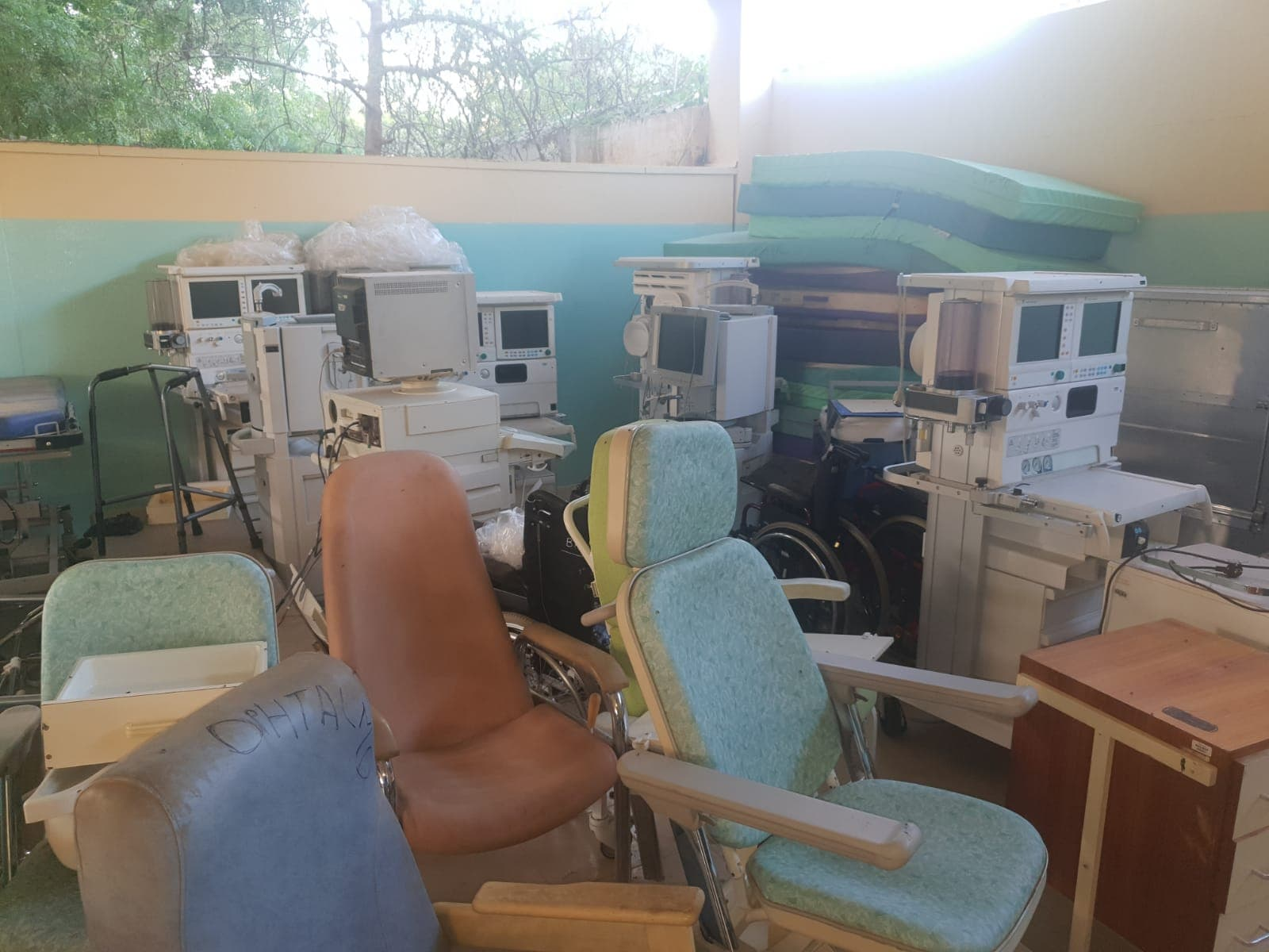 Groupe MDI Technologies mécène au Fouta, Don de Materiel Santé et Scolaire à Matam, Ogo, Thiancone, Fouta, Sénégal (4)