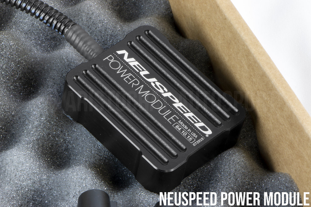 Add instant power with the Neuspeed Power Module ...