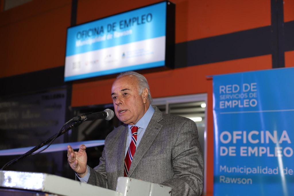 2019-09-04 PRENSA: Inauguraciones en los 77 años de la fundación del Departamento de Rawson.