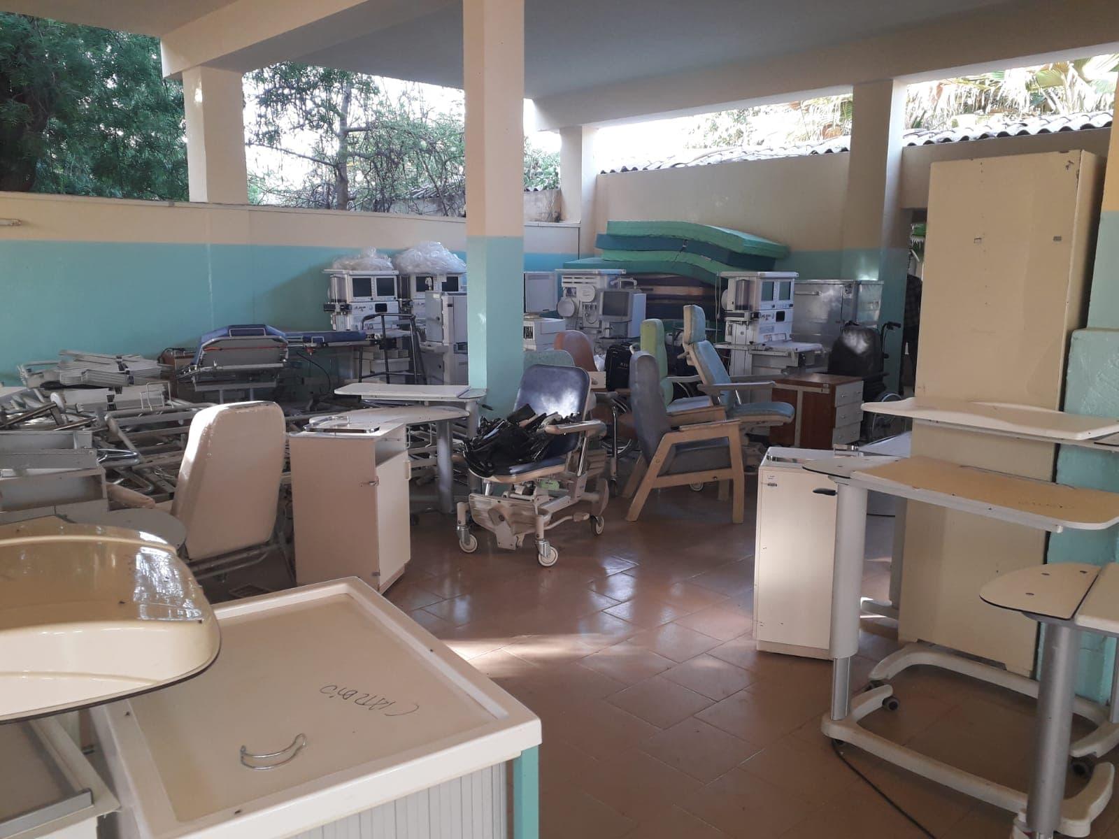 Groupe MDI Technologies mécène au Fouta, Don de Materiel Santé et Scolaire à Matam, Ogo, Thiancone, Fouta, Sénégal (13)