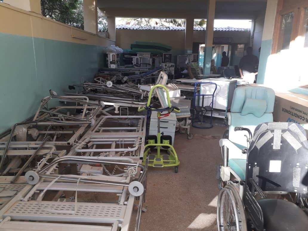 Groupe MDI Technologies mécène au Fouta, Don de Materiel Santé et Scolaire à Matam, Ogo, Thiancone, Fouta, Sénégal (2)