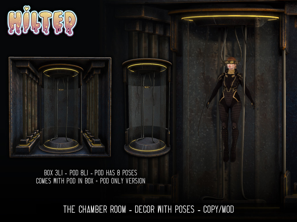 HILTED – The Chamber Room