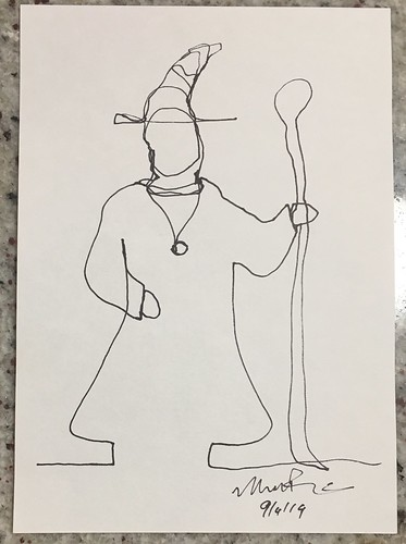 245/365. Wizard #100gifts | by Mark Bonica