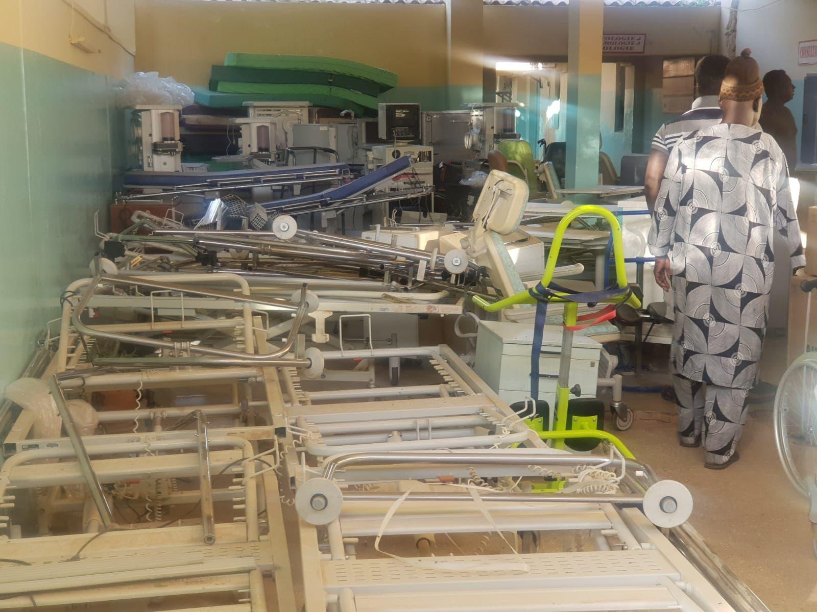 Groupe MDI Technologies mécène au Fouta, Don de Materiel Santé et Scolaire à Matam, Ogo, Thiancone, Fouta, Sénégal (21)