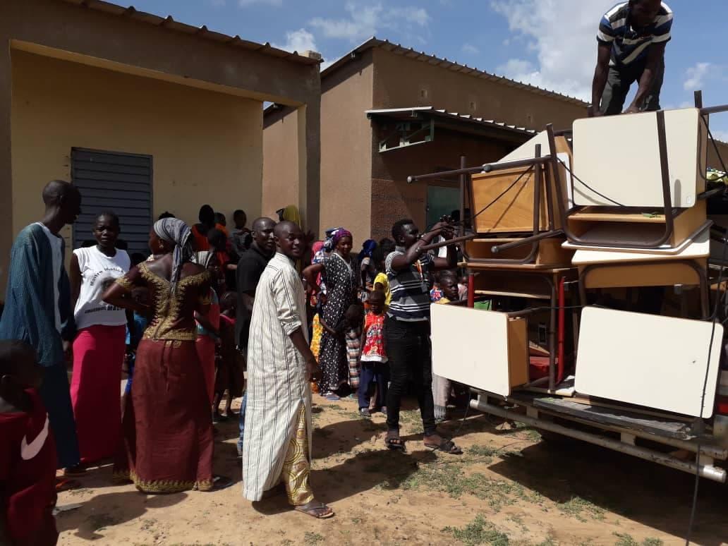 Groupe MDI Technologies mécène au Fouta, Don de Materiel Santé et Scolaire à Matam, Ogo, Thiancone, Fouta, Sénégal (19)