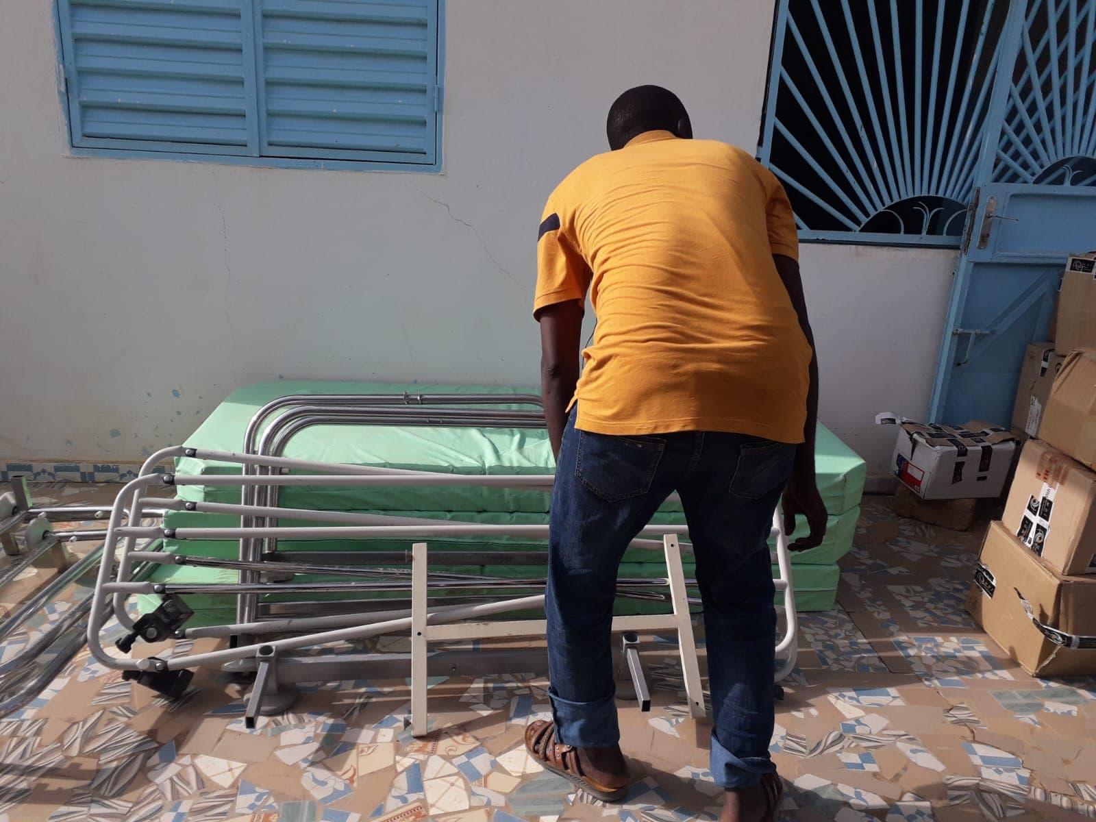 Groupe MDI Technologies mécène au Fouta, Don de Materiel Santé et Scolaire à Matam, Ogo, Thiancone, Fouta, Sénégal (5)