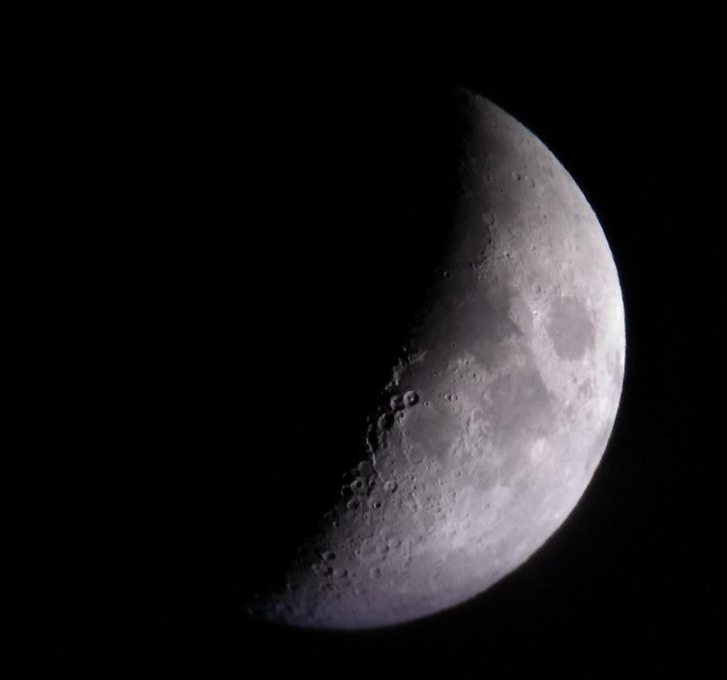 Moon  ETX 90 9-4-2019