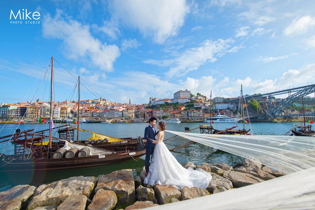 """""""葡萄牙婚紗,波多婚紗,里斯本婚紗,南歐婚紗,城堡婚紗,海邊婚紗,婚攝Mike,婚禮攝影,婚攝推薦,婚攝價格,海外婚紗,海外婚禮,風格攝影師,新秘Juin,wedding"""""""