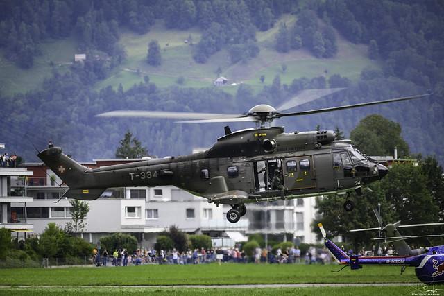 Cougar Super-Puma - Zigermeet 2019 - Mollis - Switzerland