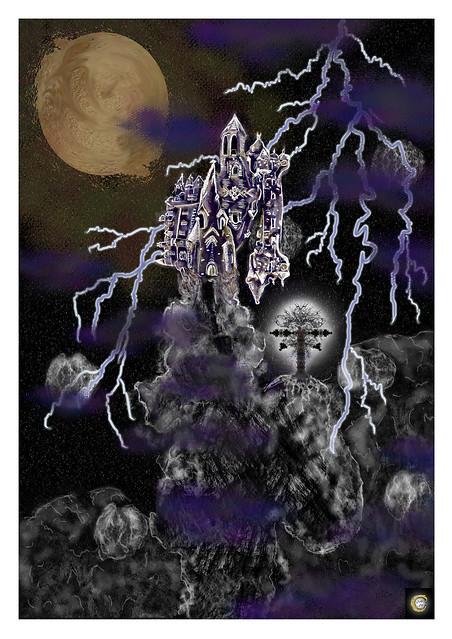 SpiriTree- Castle -Laura Cochrane 3