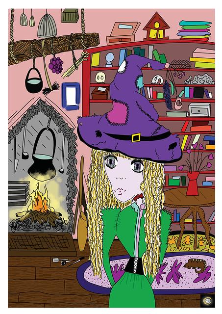 Witchy Ways- Laura Cochrane 1