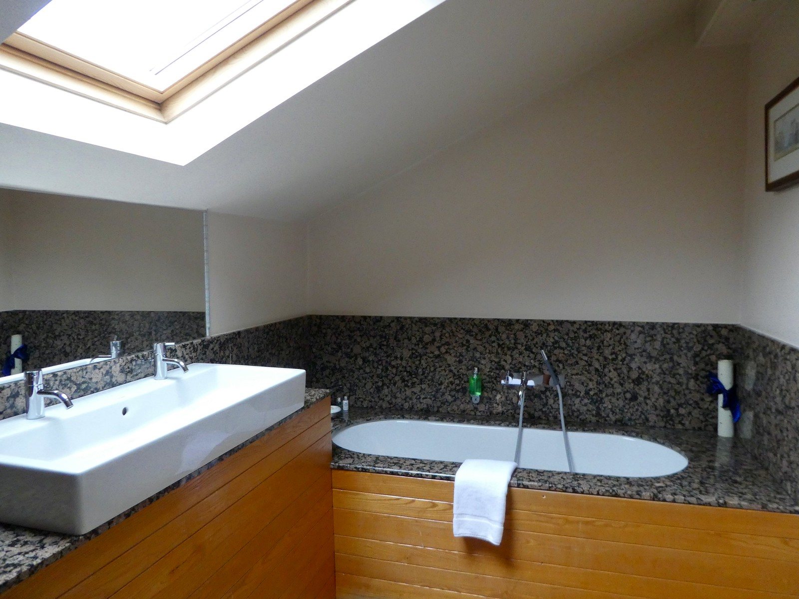 Inn at Whitewell bathroom
