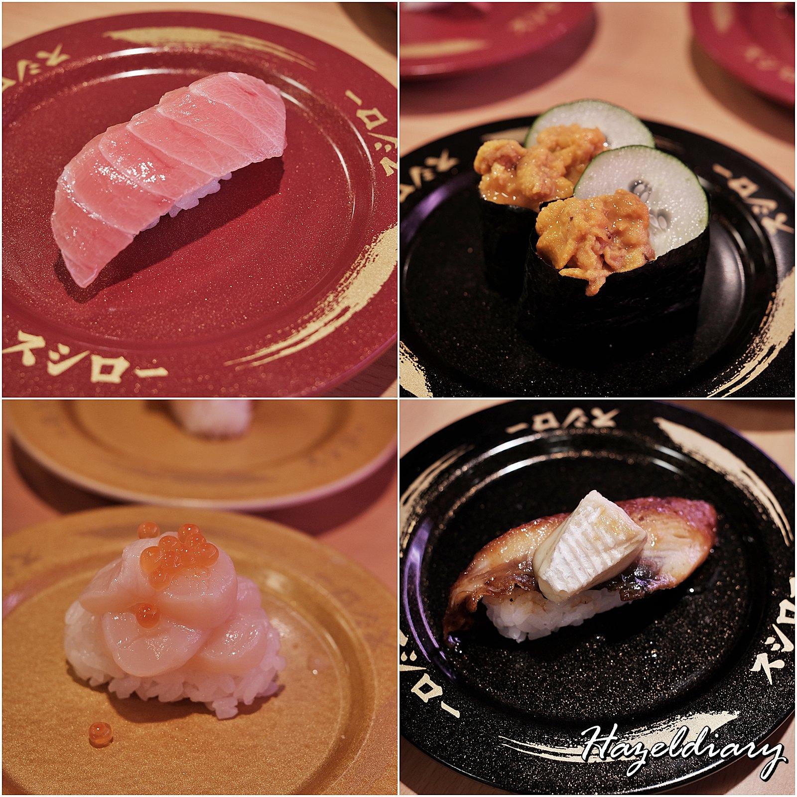 Sushiro Singapore-Tiong Bahru-sushi