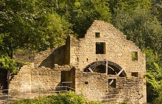 The Old Mill, Jesmond Dene