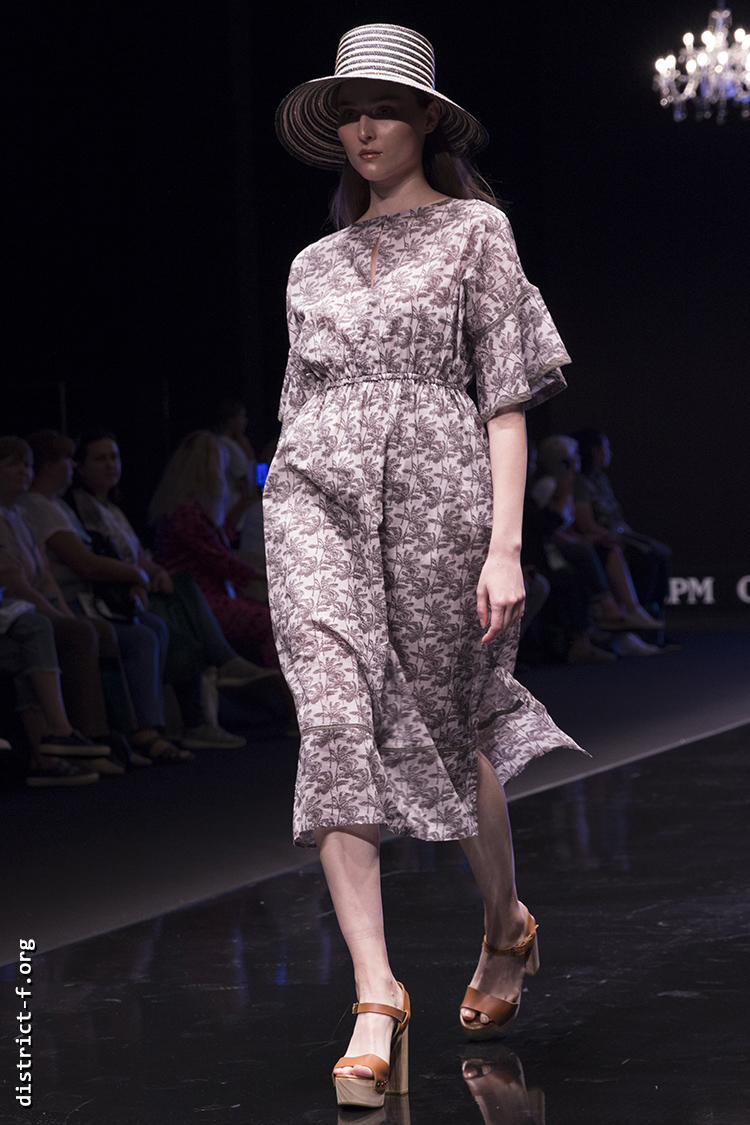 DISTRICT F — Collection Première Moscow SS2020 — CPM Selected yui