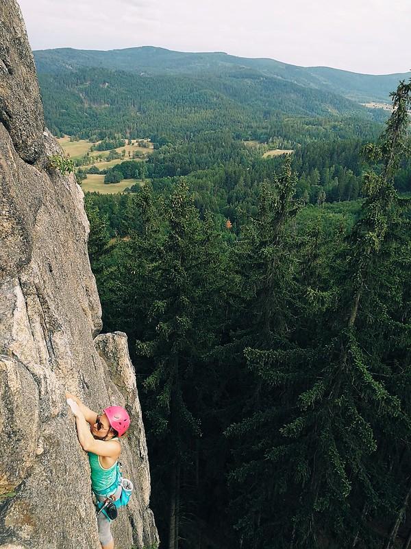 Climbing in Sokoliki & Jura, Poland