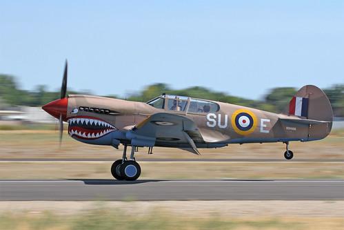 Curtiss P-40E Kittyhawk 1A S/n.AK-899 C/n.15404 NX94466