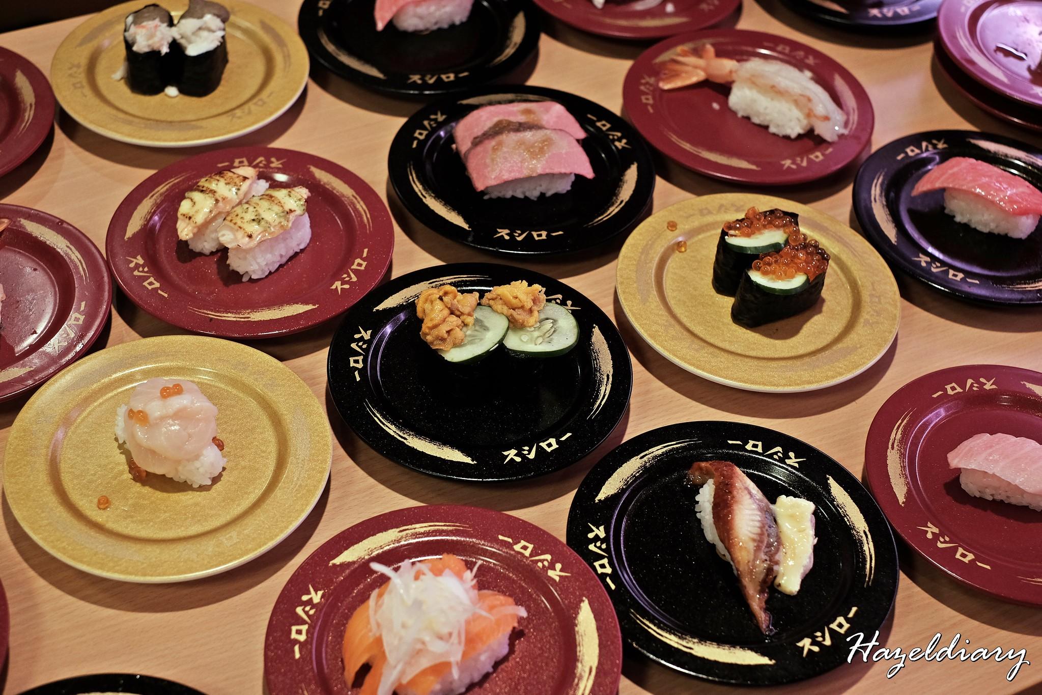 [SG EATS] Sushiro Singapore @Tiong Bahru Plaza- Japan's Largest Kaiten Sushi Chain