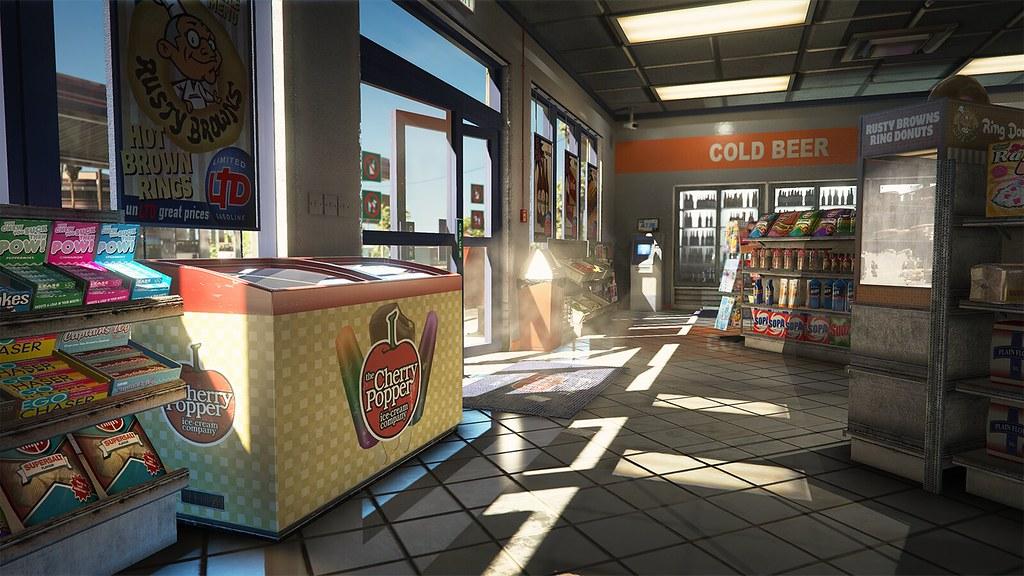 GTA V estrena Ray Tracing con el lanzamiento de un nuevo mod 3