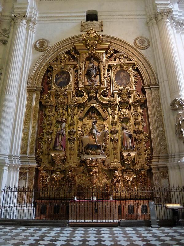 Гранада - Кафедральный собор - Капелла