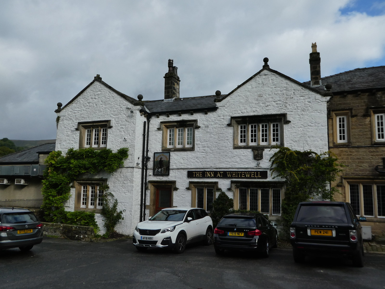 The Inn at Whitewell, near Clitheroe
