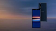 Xperia 5 Blue