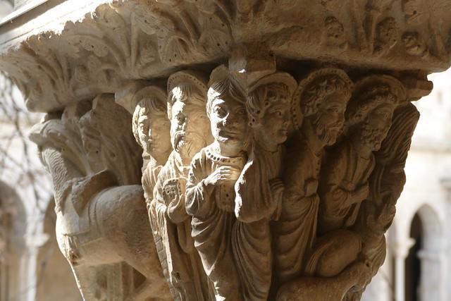 Cloître Saint Trophime