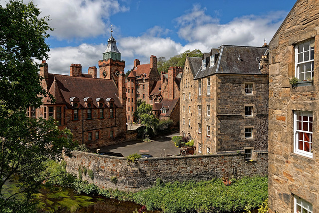 Edinburgh / Dean Village / Historic City Centre