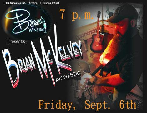 Brian McKelvey 9-6-19