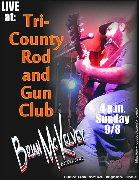 Brian McKelvey 9-8-19