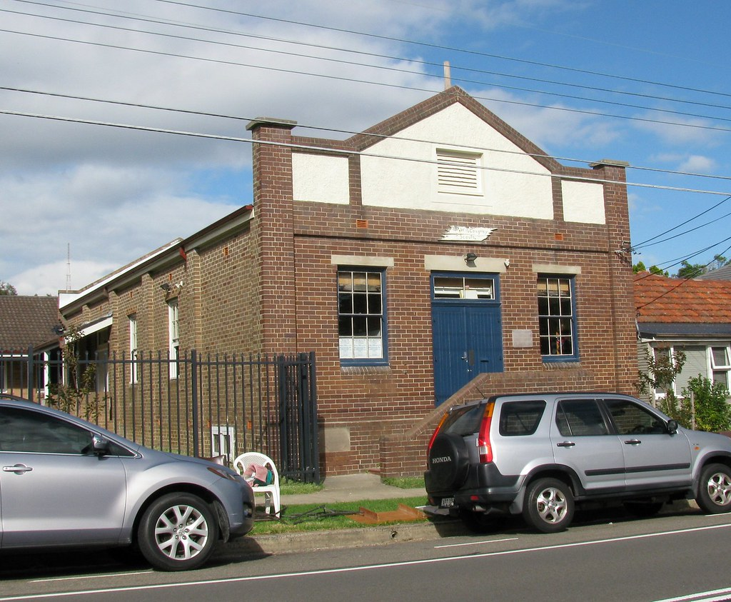 Willoughby Scouts Hall, Willoughby, Sydney, NSW.