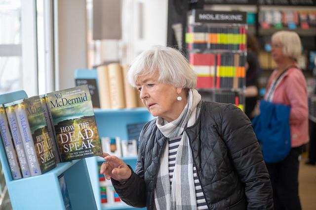 Browsing the Bookshop