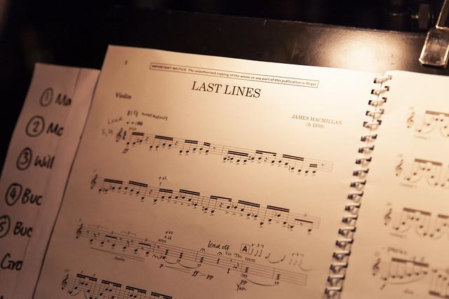 Last Lines