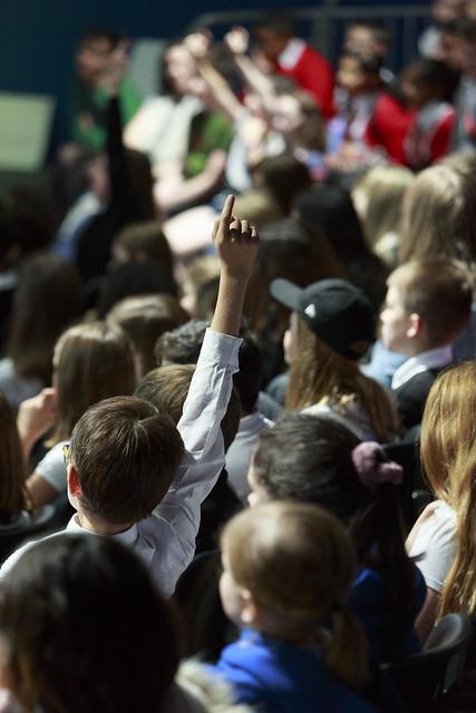 Schools audience
