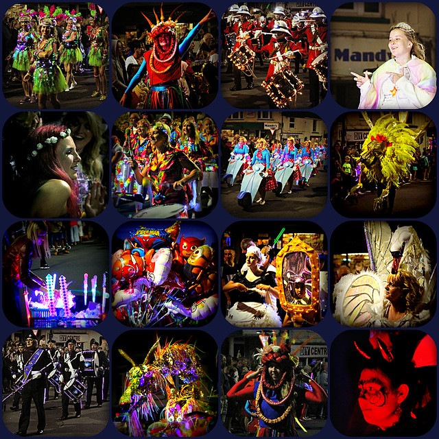 Shanklin Illuminated Carnival