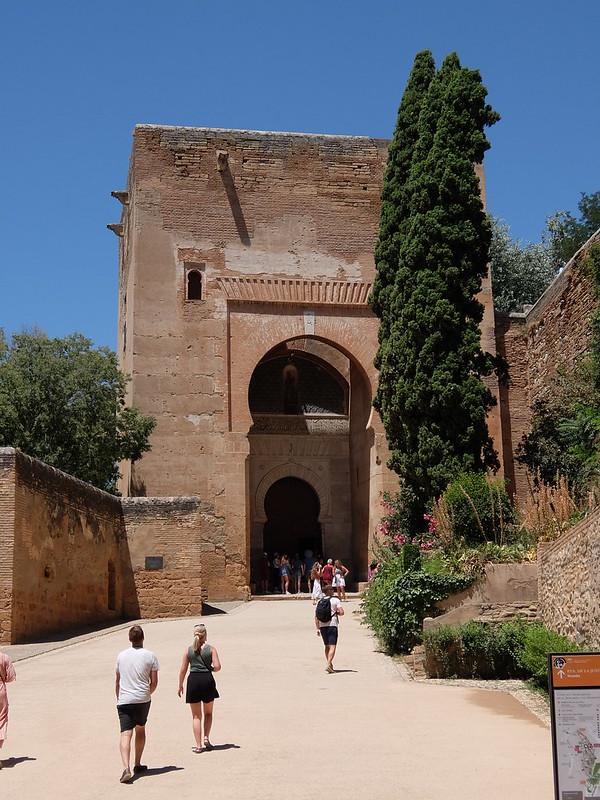 Альгамбра - Ворота Справедливости