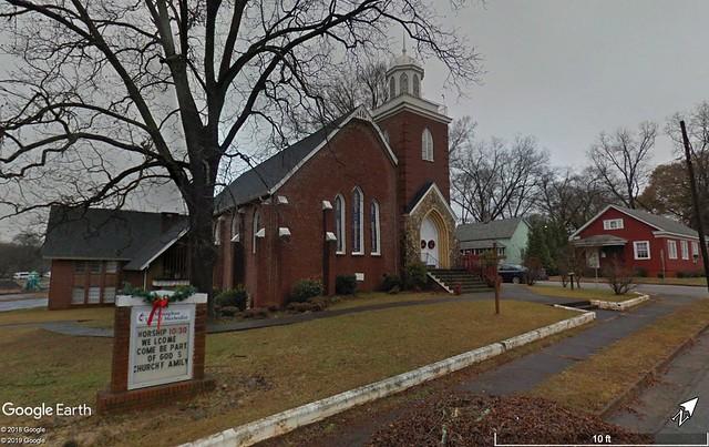 Monaghan Methodist