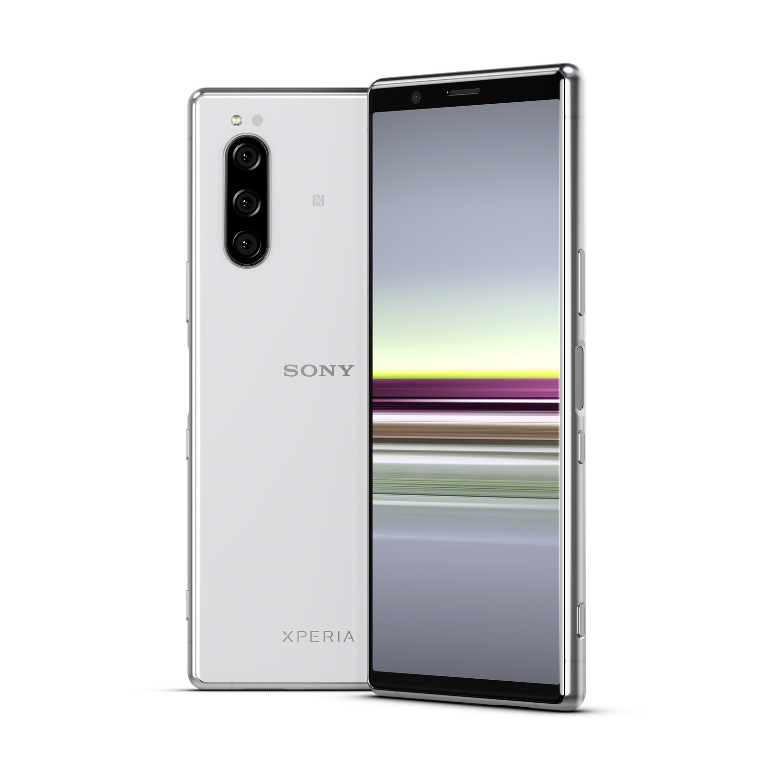 Xperia 5 joins Sony's flagship series, bringing creative