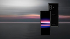 Xperia 5 Black Horizon