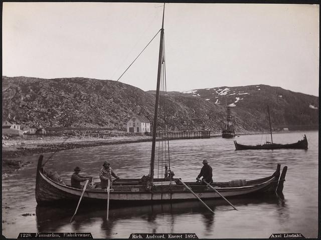 1228. Finmarken, Fiskekvæner