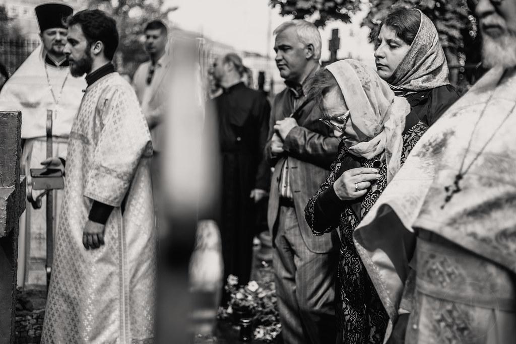 5 сентября 2019, Заупокойная литургия памяти митрополита Никодима (Ротова) / 5 September 2019, Commemoration Liturgy in memory of Metropolitan Nikodom (Rotov)