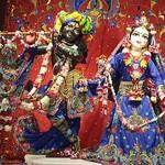 ISKCON Noida Deity Darshan 05 Sep 2019
