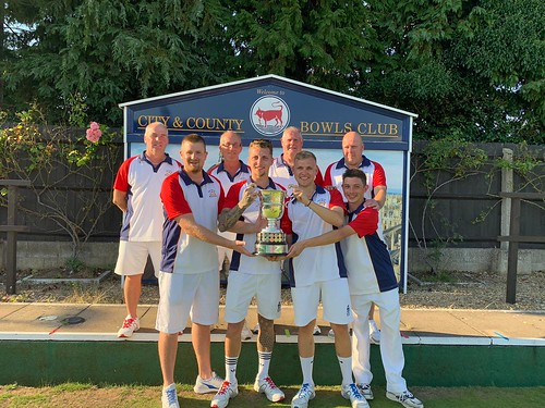 Hawker Cup winners 2019