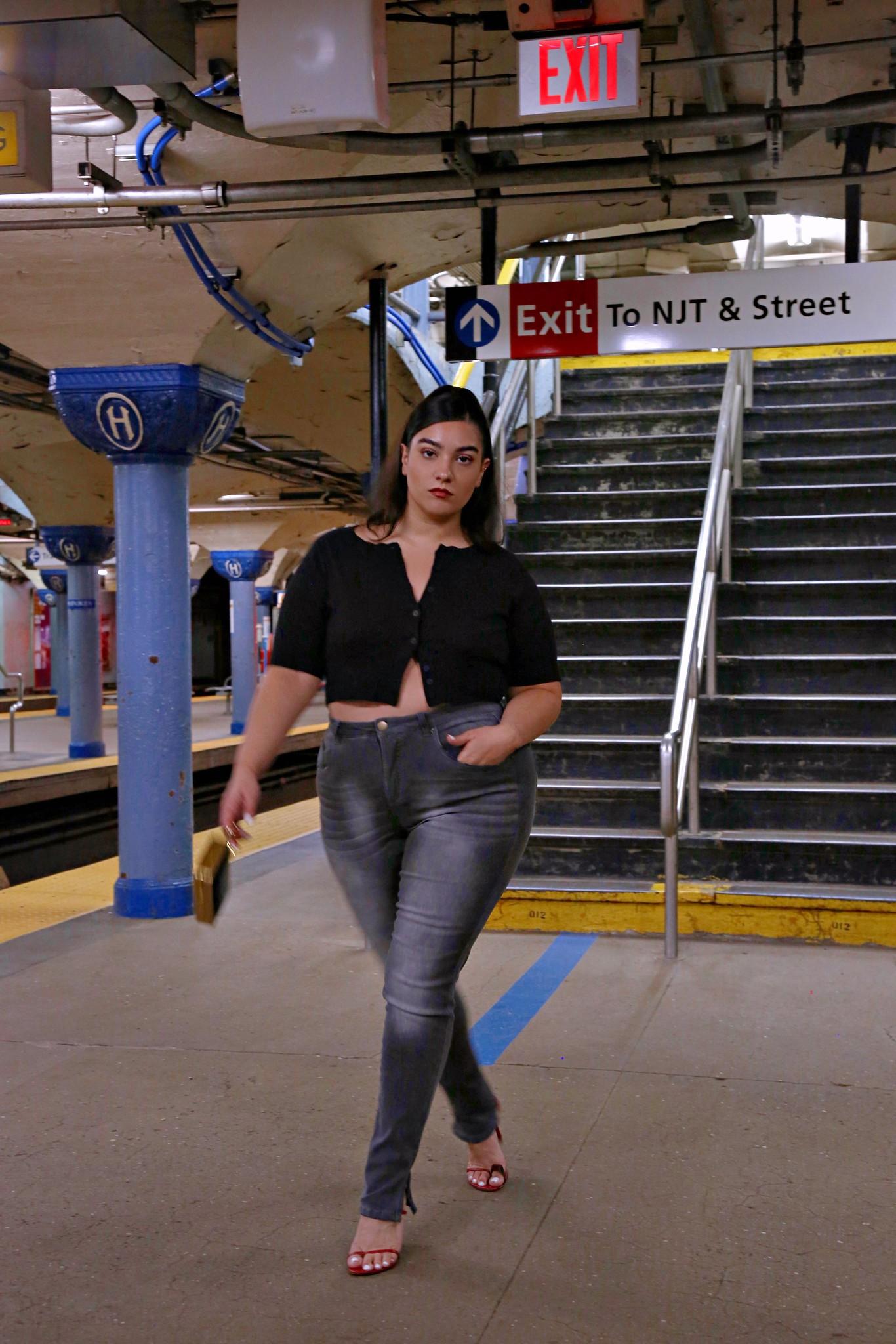 Nadia Subway 2