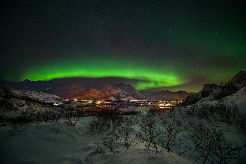 Nordlicht_Lofoten1