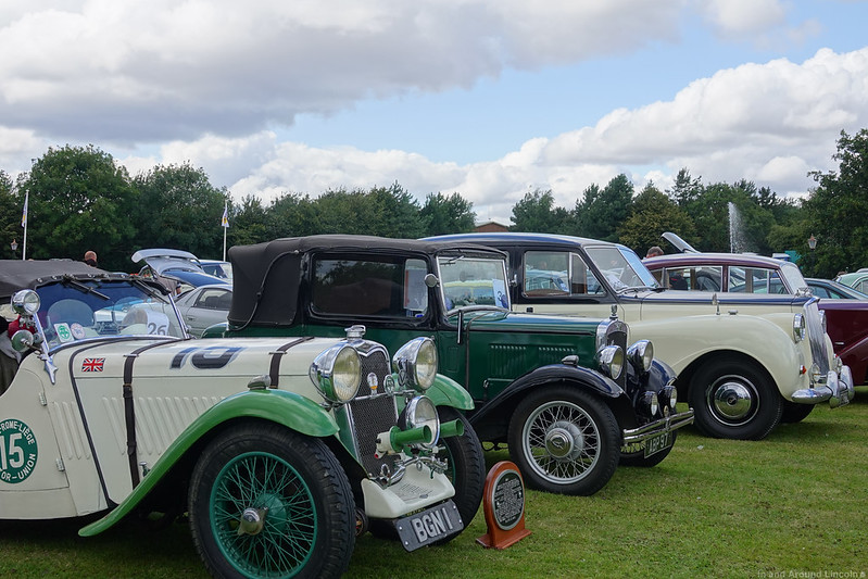 The Lincoln Classic and Vintage Vehicle Rally